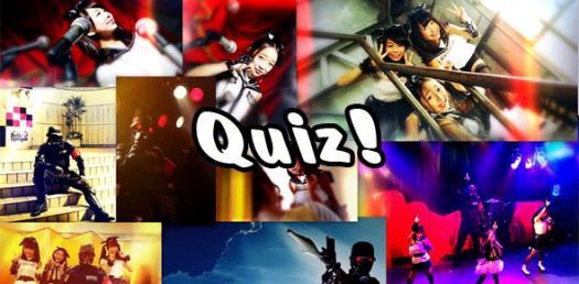 Deathrabbits Quiz