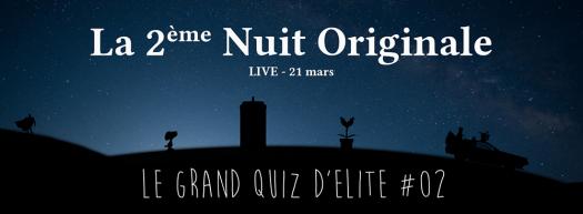 Le Grand Quiz De LA Nuit Originale - Sp�ciale Super H�ros