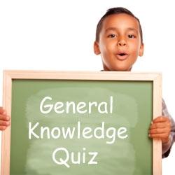 Quite Easy General Knowledge Quiz - ProProfs Quiz
