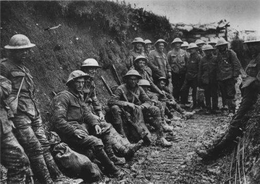 World War I Review Quiz