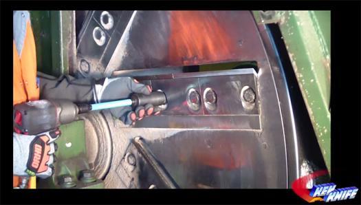 BCS Knife Change Instructional Video and Optional Quiz
