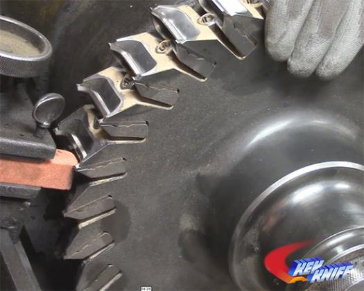 Key Planer Side Head Knife Change and Jointing Video/Quiz
