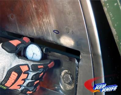 Measuring and Adjusting Knife Extension (Disc Chipper) Instructional Video and Optional Quiz