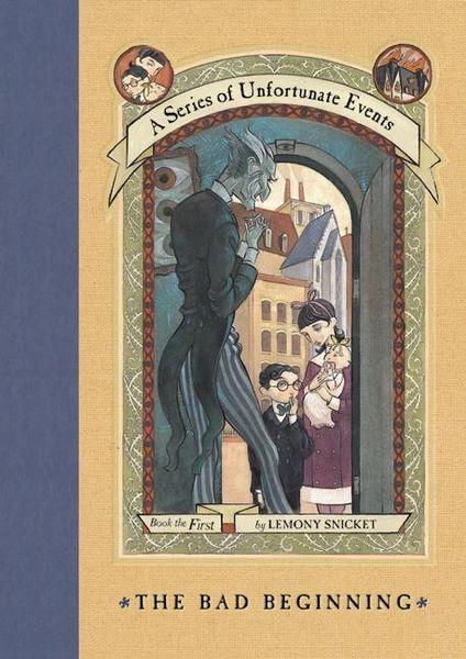 Which Character Are You From A Series Of Unfortunate Events : The Bad Beginning?