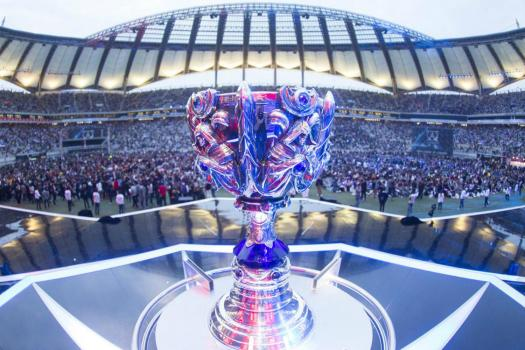 Teamdr: The Ultimate Test To Find Your Personal Team To Root For At Worlds