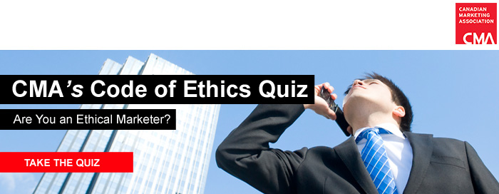 CMA Code of Ethics and Standards of Practice Quiz