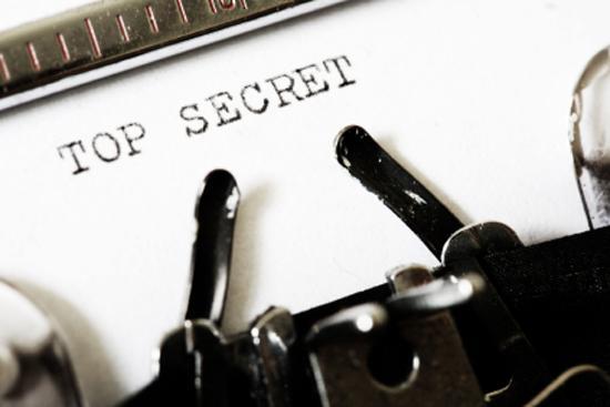 Top Secret Spy Quiz
