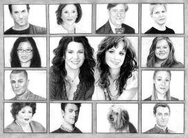 What Gilmore Girls Character Are You?