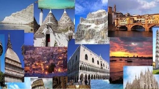 Quiz Articoli Determinativi. Luoghi E Monumenti Da Visitare In Italia