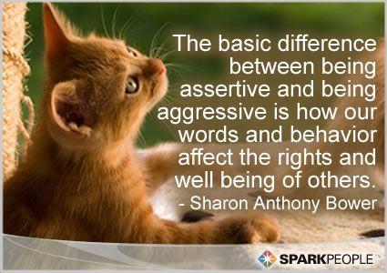 Health Quiz On Assertiveness