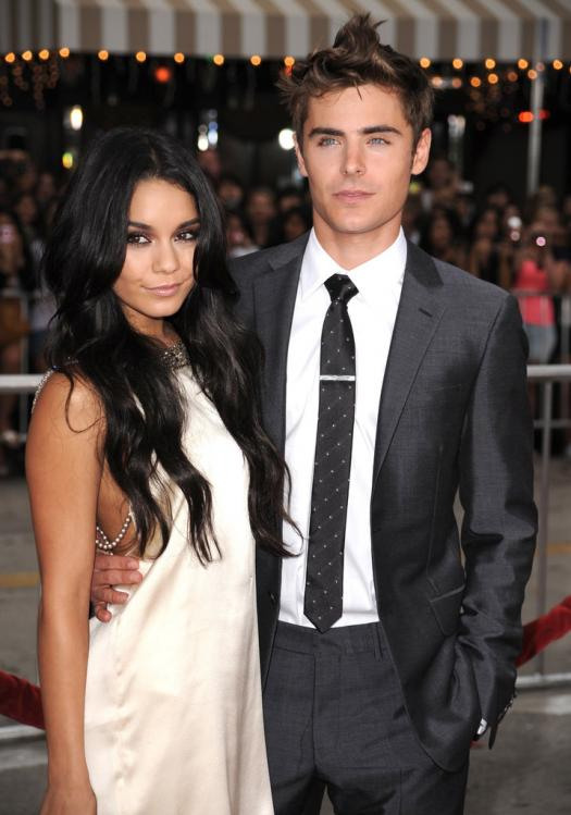Test Your Knowledge On Zac Efron And Vanessa Hudgens!