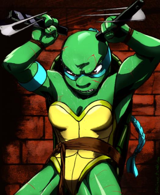 Test Your Knowledge On Venus, The Girl Mutant Ninja Turtle!