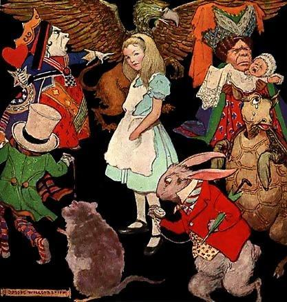 "How Well Do You Know ""Alice In Wonderland"" Characters?"
