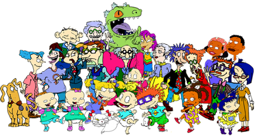 Which Rugrats Character