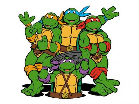 Which TMNT Character Are You?
