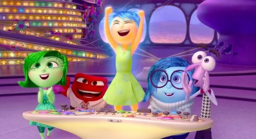 Which Inside Out Character Are You?
