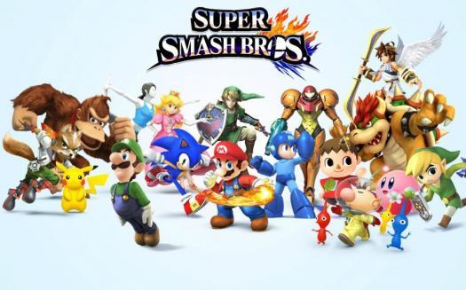 Super Smash Bros Ultimate Quiz