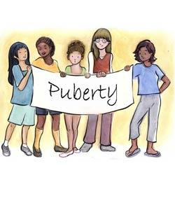 Puberty Test For 13 & 14 Year Old Boys