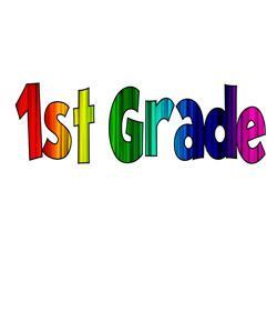 1st Grade Spelling Test