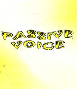 Actions English Grammar - Passive Voice