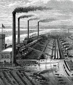 Industrial Revolution Question Answer Quiz
