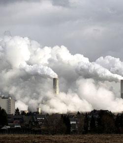 Air Pollution - Unburnt Hydrocarbons