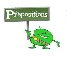 Easy English Preposition Exercise 1