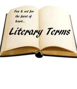 Literary Terms Quiz