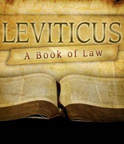 Leviticus Part 2