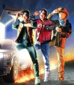 Back To The Future (1985) Quiz