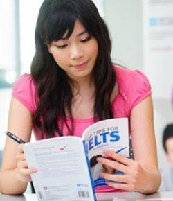 Filling In The Answer Sheet For The IELTS Reading And Listening Papers