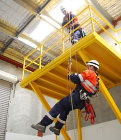 Unit New Hire A (Safety Training)