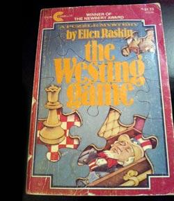 How many chapters in the westing game? - Answers