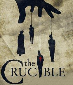 the crucible on the net book
