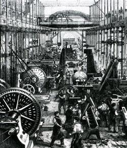 Industrial Revolution Quiz