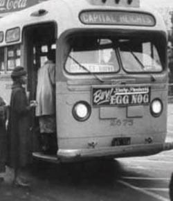The Mongomery Bus Boycott