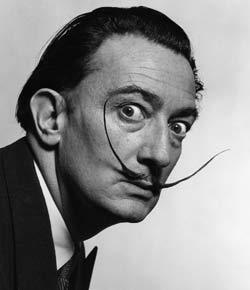 Salvador Dali (1904-1989) Trivia