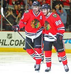 NHL - Chicago Blackhawks Trivia Questions