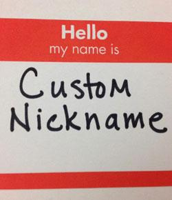What Should Your Nickname Be Quiz!