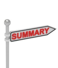 Purpose Of Writing A Summary