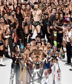 WWE Superstar Quiz