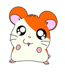 Which Hamtaro Character Are You?