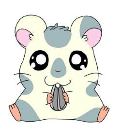 How Well Do You Know Hamtaro? (Beginner)