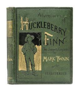"Quiz ""The Adventures Of Huckleberry Finn"""