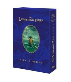 Percy Jackson Quiz: The Lightning Thief