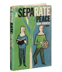 endeavors of envy a separate peace The envy gene has for his friend and roommate finny shows up most of the time as jealousy in a separate peace by john knowles it is true that finny is just one of those guys that everyone knows.