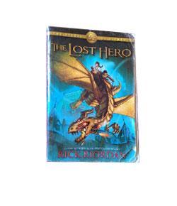 The Lost Hero Novel By Rick Riordan Trivia Quiz