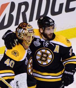 The Big Quiz On NHL - Boston Bruins