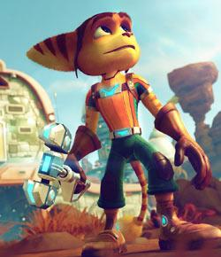 Find Out Which Ratchet And Clank Character Are You?