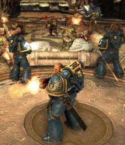 Which Dawn Of War 2 Race Are You?